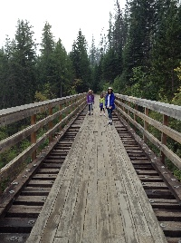 First trestle